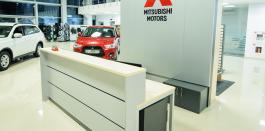 Автоцентр Mitsubishi